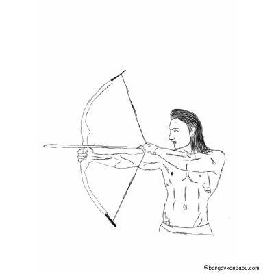 Depiction of Ram Avatar