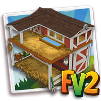 Level 2 animal Barn