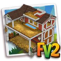 Level 4 animal Barn
