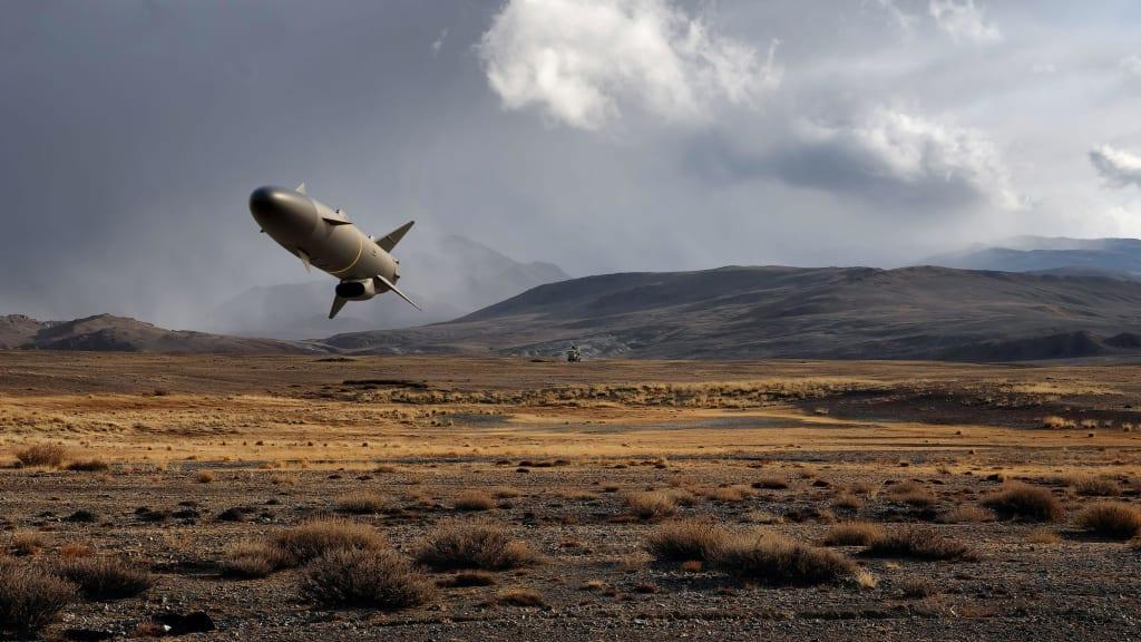 Gungnir, visualizzazione. Credits: Saab