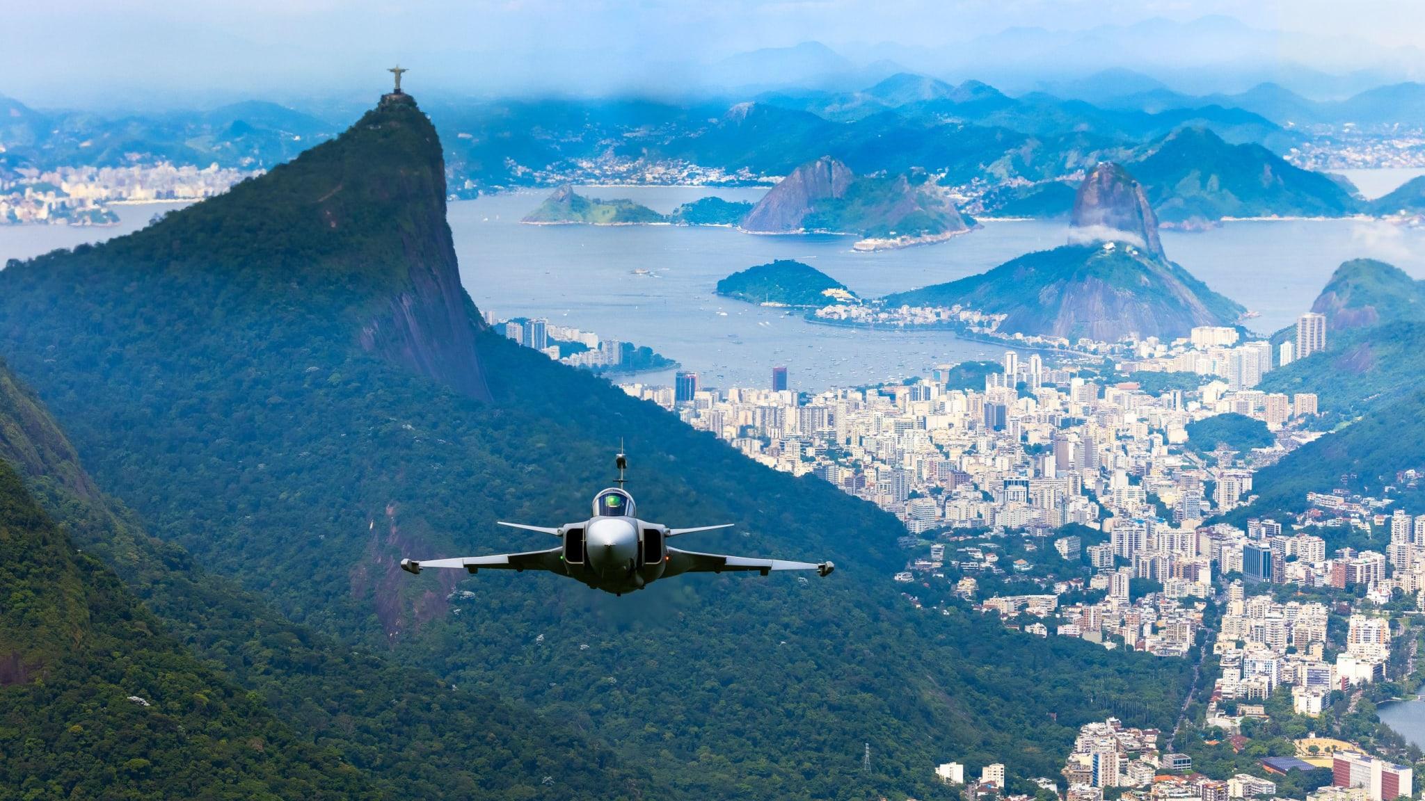 Gripen E Rio