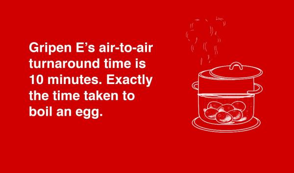 Gripen Fun Facts