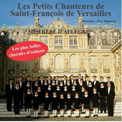 Miserere d'Allegri - Les Petits Chanteurs de Saint-François de Versailles