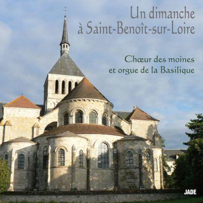 Un Dimanche à Saint-Benoît-sur-Loire - Chœur des moines et orgue de la Basilique