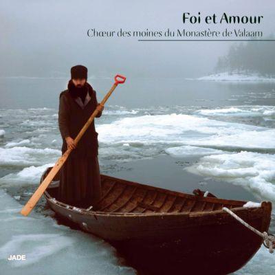 """""""Foi et amour"""" - Chœur des Moines du Monastère de Valaam - Le Mont Athos du Nord"""