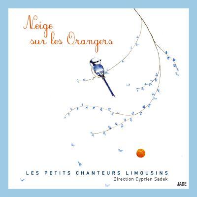 Neige sur les Orangers - Les Petits Chanteurs Limousins - Direction : Cyprien Sadek