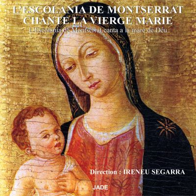 L'Escolania de Montserrat chante la Vierge Marie - Direction : Ireneu Segarra