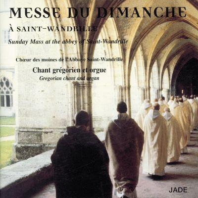 Messe du Dimanche à Saint-Wandrille - Chœur des moines de l'Abbaye Saint-Wandrille