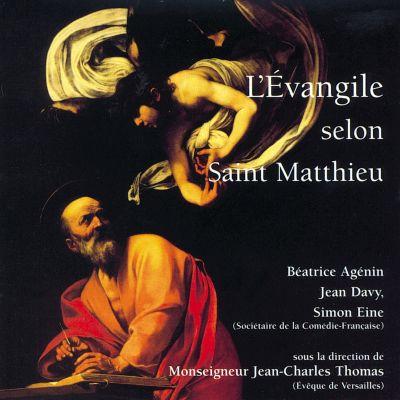 Évangile selon St Matthieu - 2 CD