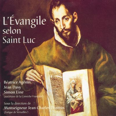 L'Évangile selon Saint Luc - 3 CD