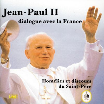 Jean-Paul II - dialogue avec la France - 2 CD