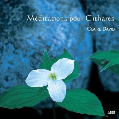 Claire David - Méditations pour Cithares