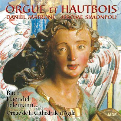 Daniel Matrone & Jérôme Simonpoli - Orgue et Hautbois en la Cathédrale d'Agde