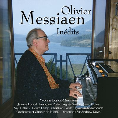 Olivier Messiaen - Inédits