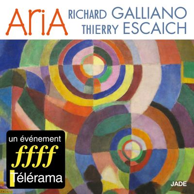 Aria (Richard Galliano & Thierry Escaich)