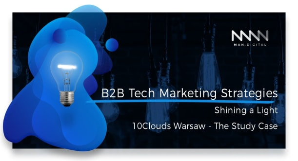 Tech B2B Marketing Strategies. A Study of Top Software House in Warsaw