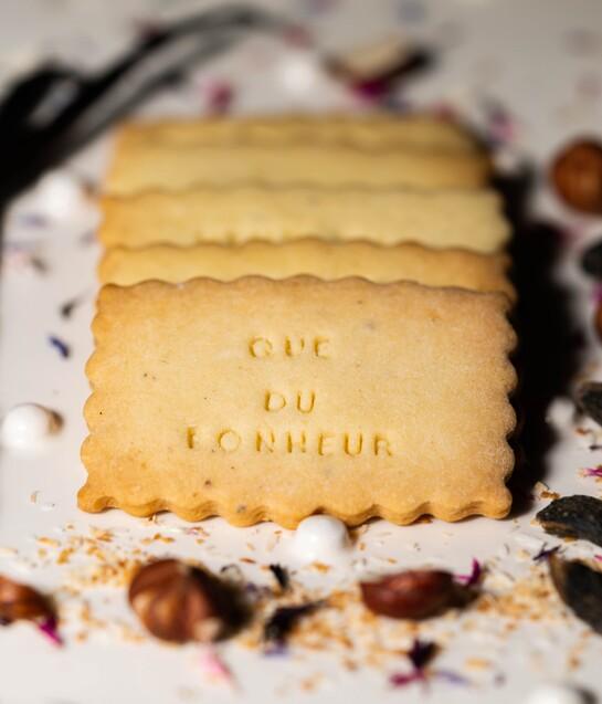 Biscuits avec message