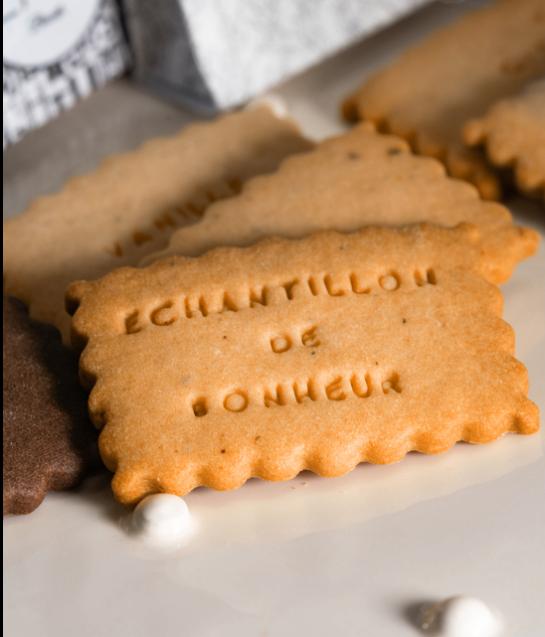 Echantillons de biscuits