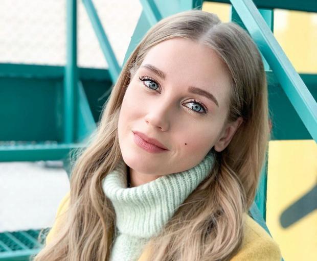 Кристина Асмус поделилась новой подборкой интересных фактов о себе