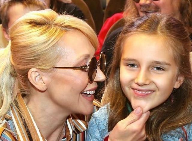 Кристина Орбакайте сравнила внешность дочери со своей