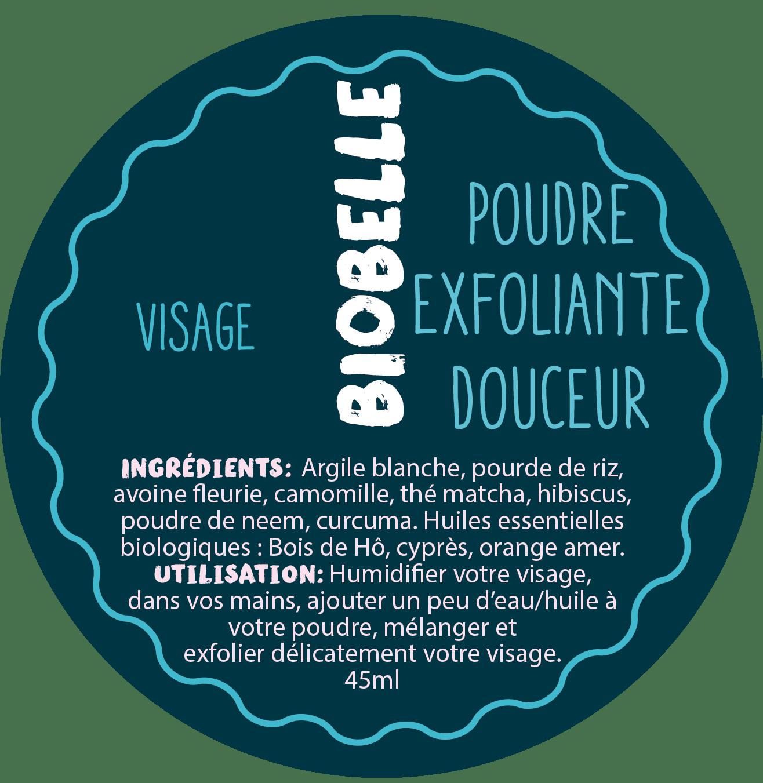 Exfoliant Visage