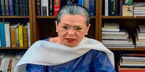 Profiteering Off Its People: Sonia Gandhi