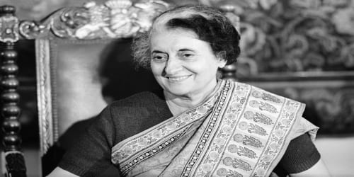 Indira ji made history by creating Bangladesh