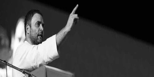 Rahul Gandhi's 'Telangana Praja Garjana' roadshow
