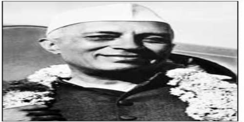 PANDIT JAWAHARlAl NEHRu INITIATED TO FORTIFy INDIAN ECONOMy AND TO MAKE IT sElF – RElIANT