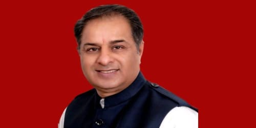 Congress leader Rajiv Tyagi dies of heart attack