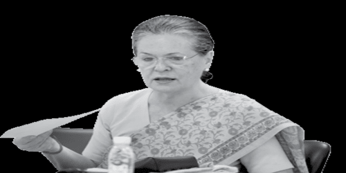 Indian democracy is being hollowed out - Sonia Gandhi