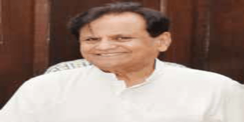 Shri Ahmed Patel Leaves for his Heavenly Abode