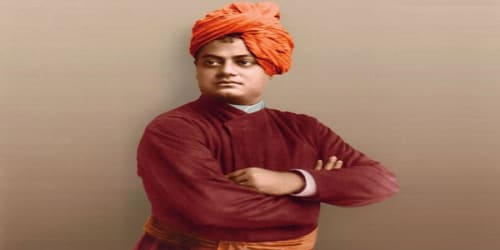 Swami Vivekananda (12th January, 1863 – 4th July 1902)