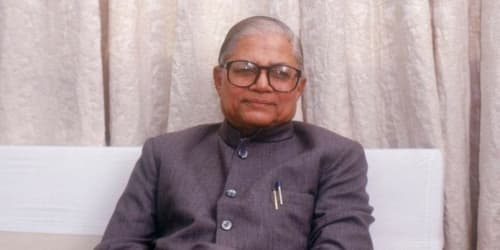 Former Gujarat Chief Minister & Veteran Congress leader Madhavsinh Solanki passes away