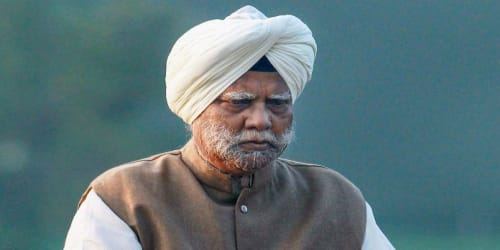 Congress Veteran Buta Singh Passes Away
