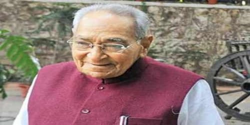 Motilal Vora: A loyal and devoted congressman whose many decades of service inspired generations of workers