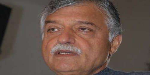 Veteran Congress leader Capt. Satish Sharma passes away