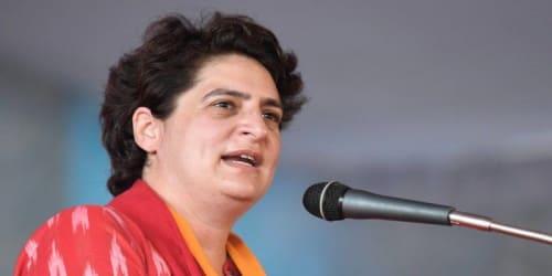 BJP functioning like mafia, running syndicates in Assam: Priyanka Gandhi Vadra