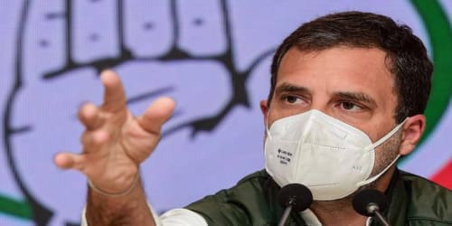 Rahul Gandhi Writes to PM: 'Vaccine for those who need it, Halt Export'