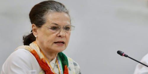 """Modi Government Mismanaged Covid, Exported Vaccine, Allowed Shortage"": Sonia Gandhi"