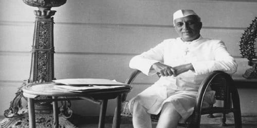 Those who spoke on Nehru Ji