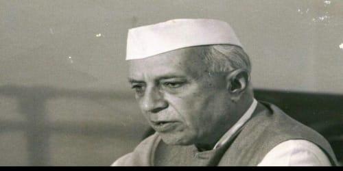 Go back to Pt. Jawaharlal Nehru