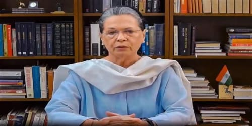 """""""We Need to Put House in Order"""": Smt. Sonia Gandhi"""