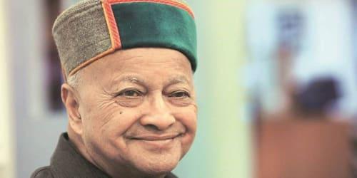 Former Himachal Pradesh Chief Minister Virbhadra Singh passes away