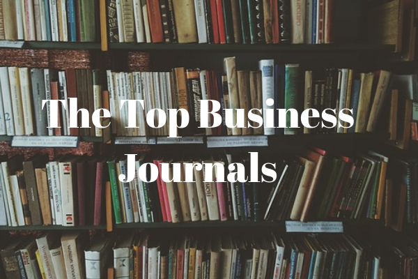 the top business journals to read