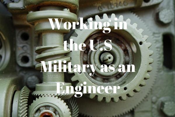 在美国军队当工程师