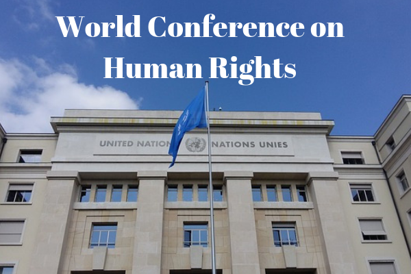 World Conference on Human Rights 1993