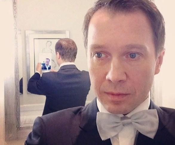 Евгений Миронов получил премию Чарли Чаплина за вклад в киноискусство