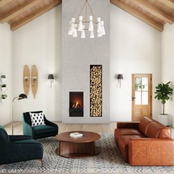 Cambria-St.-Giles-Quartz-Countertop-Fireplace