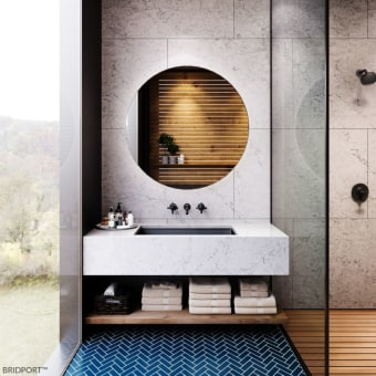 Cambria-Bridport-Quartz-Countertop-bathroom